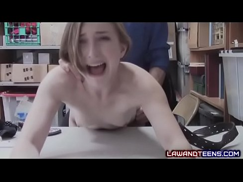 Crying little nude girls